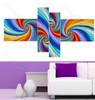 Colorful Hypnosis Circle