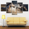 Group of Three Horses