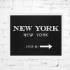 New York City Subway 2908 MI Black NYC Digital Print