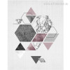 Abstract Geometric Nordic Canvas Wall Art