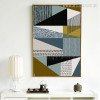 Abstract Geometric Scandinavian Art