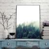 Forest Landscape Print