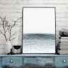 Seaside Landscape Print