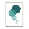 Hexagon Geometric Modern Art