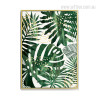 Split Leaf Philodendron Canvas Wall Art