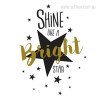 Shine Like A Star Artwork for Kids