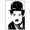 Popular Comic Actor Charlie Chaplin Photo Wall Art
