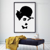 Charlie Chaplin Funny Silent Film Maker Photo Art