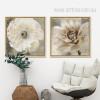Retro Design Poppy and Daisy Flower Botanical Prints