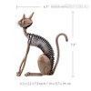 Metal Spring Cat C Size Description