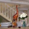 Customer Feedback Image of Giraffe Animal Metal Sculpture