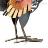 Colorful Rooster Iron Metal Sculpture (4)