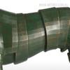 Armor Dog Animal Fiber Glass Sculpture for Home Decor (5)