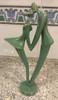 The Kiss Sculpture Fiber Glass Couple Figurine Customer Feedback Image