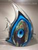 Customer Feedback Blue Stripe Tropical Fish Glass Sculpture