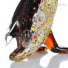 Cormorant Glass Sculpture Bird Statue (4)