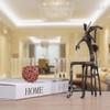 Violin Playing Bronze Metal Miniature Contemporary Sculpture Art (4)