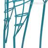 Handmade Blue Giraffe Iron Statue African Animal Metal Sculpture (3)