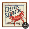Marine Animal Crab Shack Canvas Print