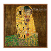Gustav Klimt The Kiss Painting Print (3)