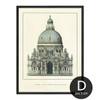 Santa Maria Della Salute Venice Roman Church