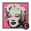 Andy Warhol Marilyn Monroe Design Canvas Print (3)