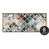 Moroccan Pattern Floral Canvas Print (2)