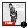 Muhammad Ali The Greatest Boxer Black & White Canvas Art (5)