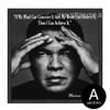 Muhammad Ali The Greatest Boxer Black & White Canvas Art