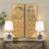 Middle East Turkey Moroccan Architecture Style Canvas Art