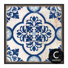 Chinese Style Porcelain Moroccan Wall Decor