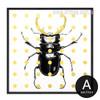 Beetle Pop Art Canvas Print