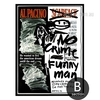 Alpacino Cartoon Letter Design Black and White Art