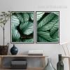 Let Your Ideas Go Wild Quote Design Leaf Art (2)