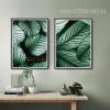 Let Your Ideas Go Wild Quote Design Leaf Art