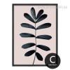 Palm Leaf Print for Home Decor