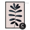 Palm Leaf Print for Home Decor