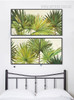 Botanical Palm Tree Tropical Plants Art