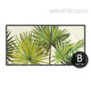 Botanical Palm Tree Tropical Plants Canvas Art