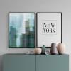 New York Cityscape Canvas Wall Art (3)