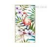 Flamingo Bird Canvas Wall Art