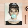British Actress Audrey Hepburn Poster Art