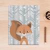 Fox Animal Wall Print