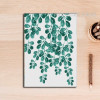 Refreshing Green Leaves Wall Art