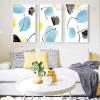 Abstract Watercolor Pattern Wall Prints