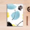 Abstract Watercolor Pattern Artwork