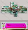 Abstract 4 Panel Painting Set