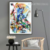 Wassily Kandinsky Composition Digital Painting