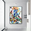 Wassily Kandinsky Composition Digital Painting Print