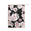 Azalea Floral Canvas Wall Art